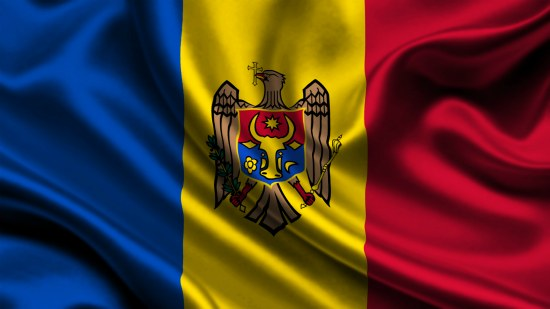 флаг Молдова
