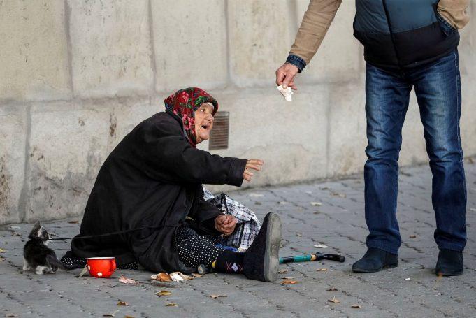 бедность нищета