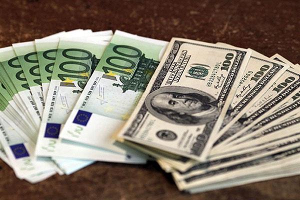 доллары евро