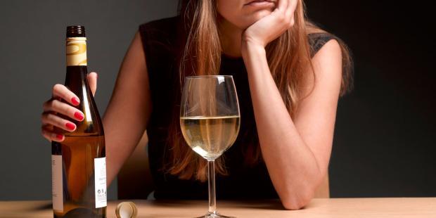 женщины алкоголизм