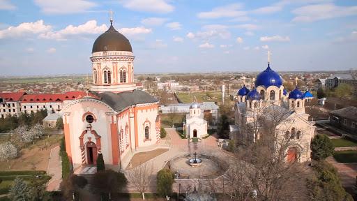 кицканский монастырь